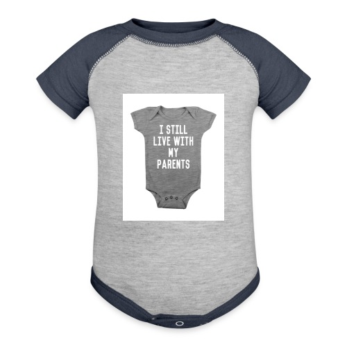 Baby Clothes - Contrast Baby Bodysuit