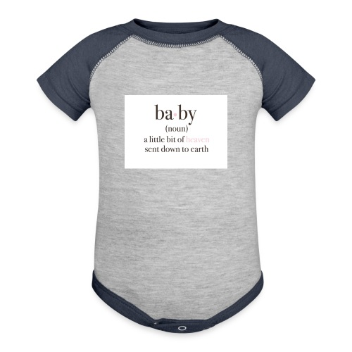 Baby - Baby Contrast One Piece