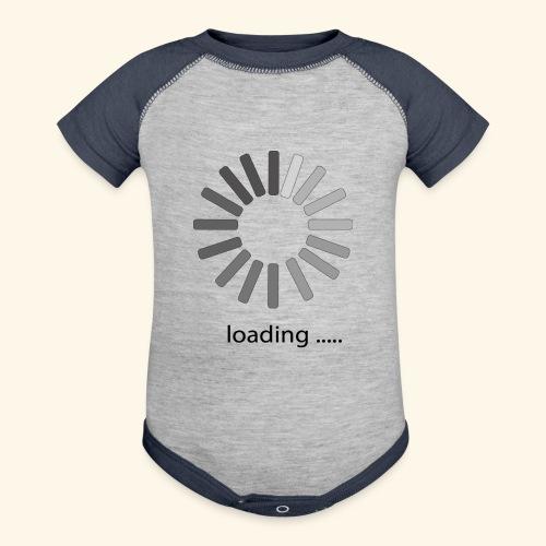 poster 1 loading - Baseball Baby Bodysuit