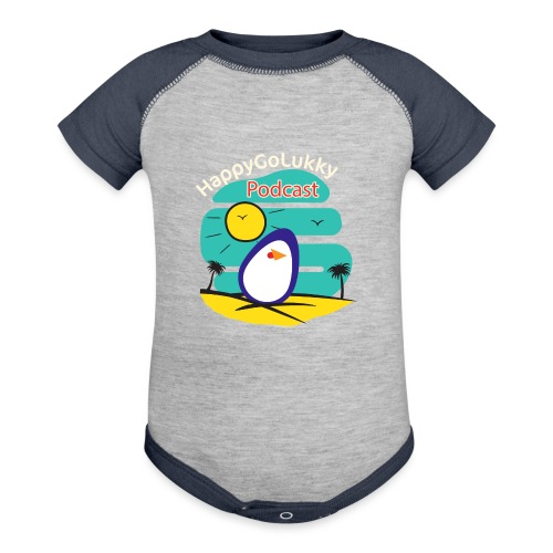 HGL Vacation Shirt - Baseball Baby Bodysuit