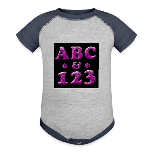 abc - Baby Contrast One Piece