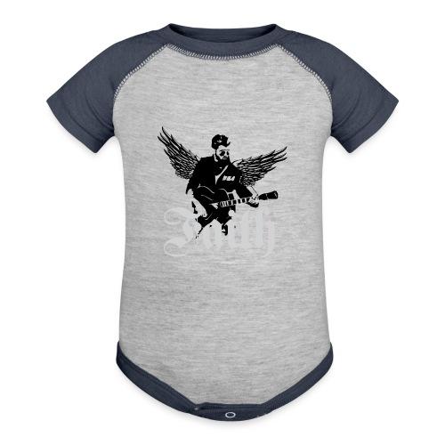 faithwings png - Baseball Baby Bodysuit