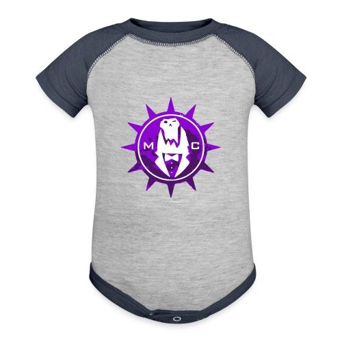 Vector MC Logo 2 colors V2 - Baseball Baby Bodysuit