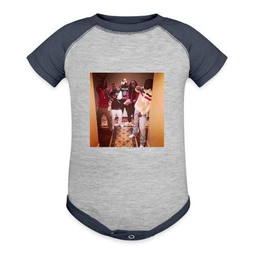 13310472_101408503615729_5088830691398909274_n - Baseball Baby Bodysuit
