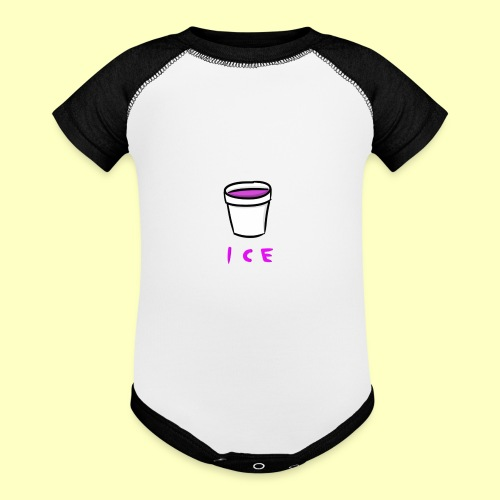 ICE - Baseball Baby Bodysuit
