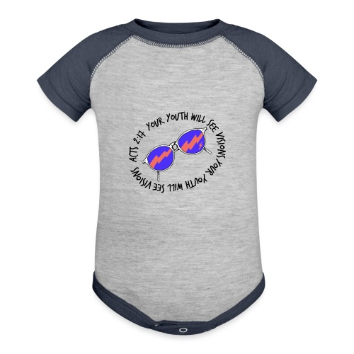 oie_transparent_-1- - Baseball Baby Bodysuit
