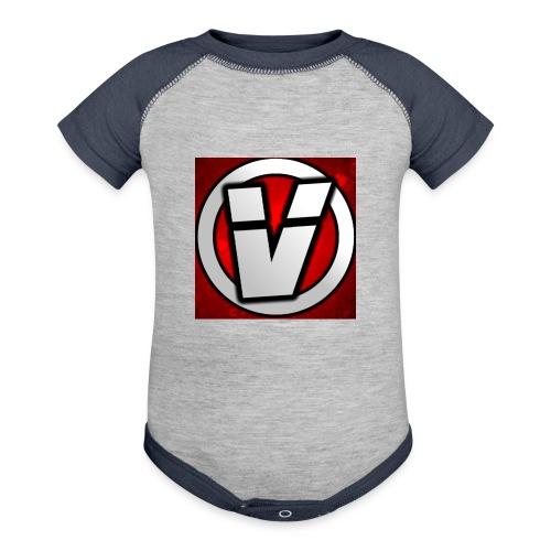 ItsVivid Merchandise - Contrast Baby Bodysuit