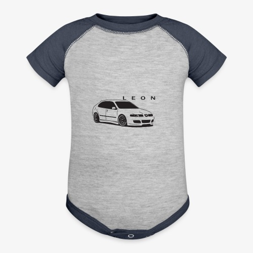 Seat LEON mk1 cupra - Baseball Baby Bodysuit