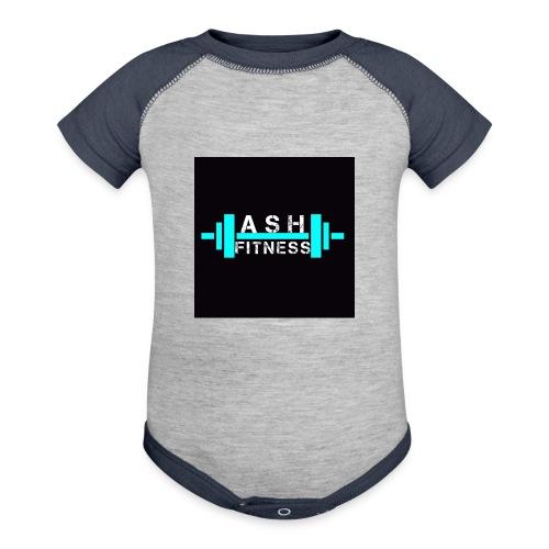 ASH FITNESS ACCESSORIES - Contrast Baby Bodysuit