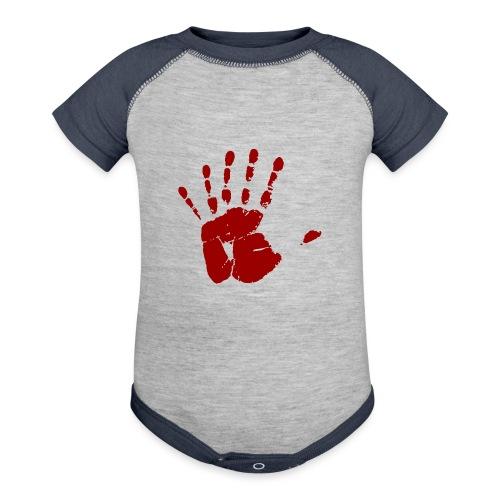 Six Fingers - Baseball Baby Bodysuit