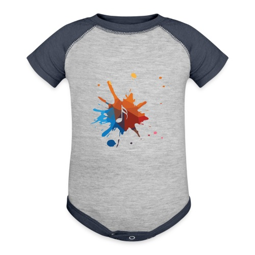 music - Contrast Baby Bodysuit