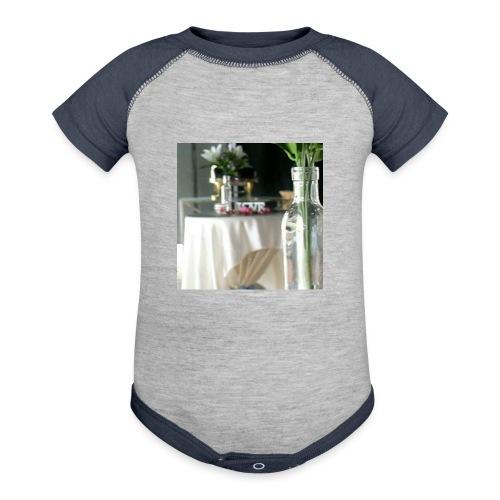 Spread the Love! - Contrast Baby Bodysuit