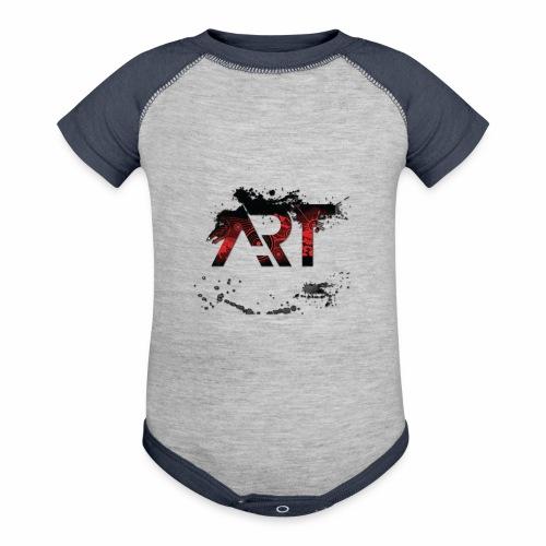 ART - Contrast Baby Bodysuit