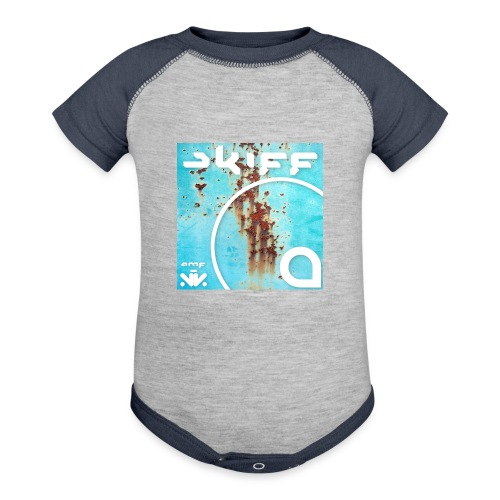 Skiff EP - Baseball Baby Bodysuit