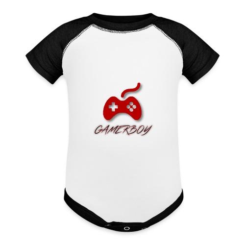 Gamerboy - Baseball Baby Bodysuit