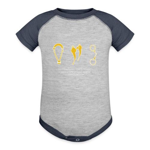 Traditions - Baseball Baby Bodysuit