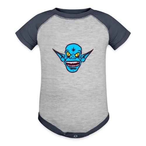 Troll - Baseball Baby Bodysuit