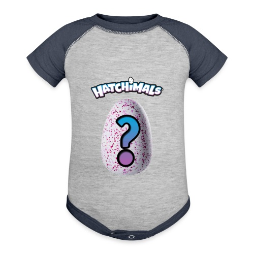 Hatchimals - Contrast Baby Bodysuit