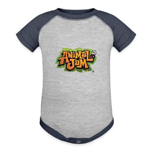 Animal Jam Shirt - Contrast Baby Bodysuit