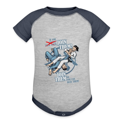 Join Them - Baseball Baby Bodysuit