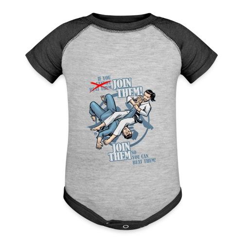 Join Them - Baseball Baby Bodysuit