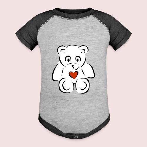 Sweethear - Baseball Baby Bodysuit