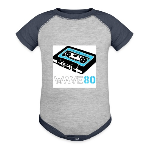 Alt Logo - Baseball Baby Bodysuit
