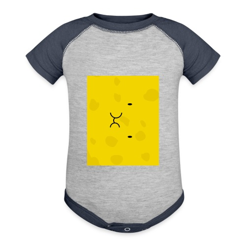 Spongy Case 5x4 - Baseball Baby Bodysuit