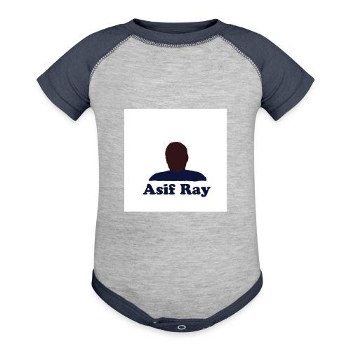 Untitled 3 - Baseball Baby Bodysuit