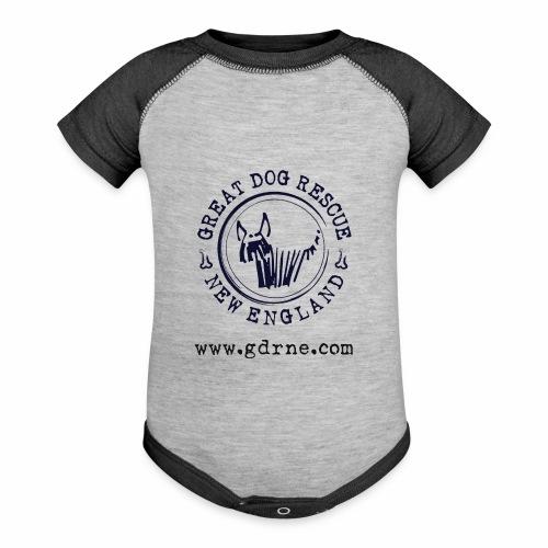 GDRNE Logo - Baseball Baby Bodysuit