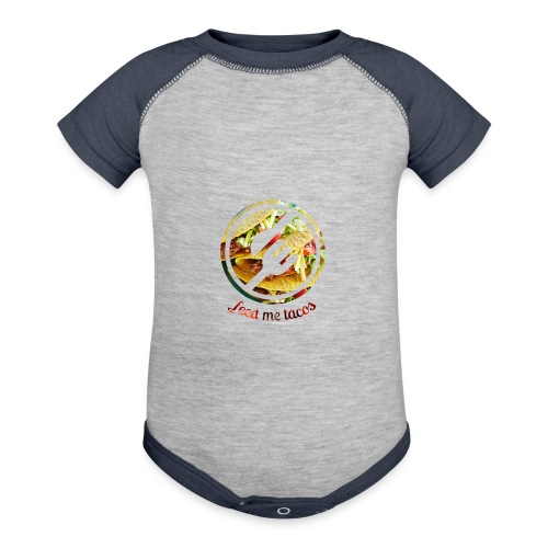 tacolife - Contrast Baby Bodysuit