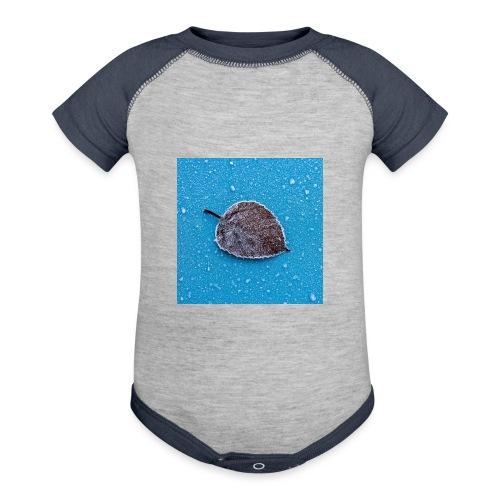 hd 1472914115 - Baseball Baby Bodysuit