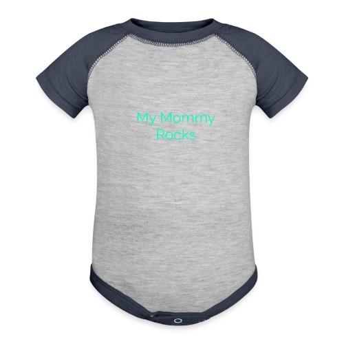 LogoMakr 0hcUWp - Contrast Baby Bodysuit