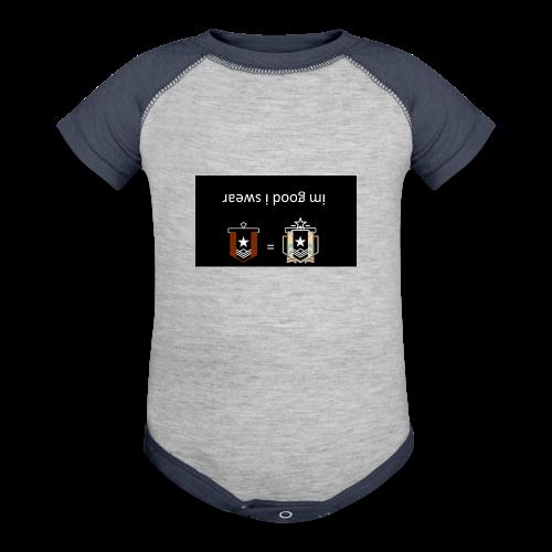 imgudiswear - Contrast Baby Bodysuit