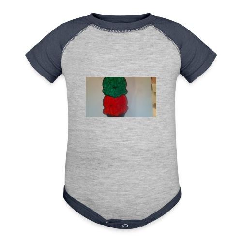 Ice cream t-shirt - Contrast Baby Bodysuit