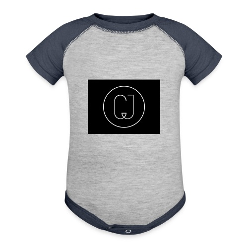CJ - Contrast Baby Bodysuit