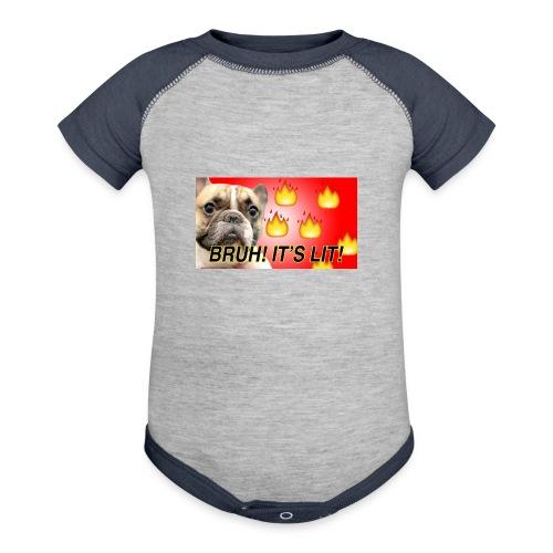 IMG 1465 - Baseball Baby Bodysuit