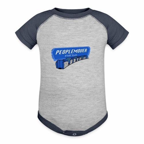 Peoplemover TMR - Contrast Baby Bodysuit