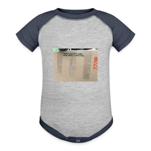 Kian - Contrast Baby Bodysuit