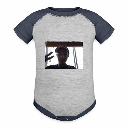 15300638421741891537573 - Contrast Baby Bodysuit