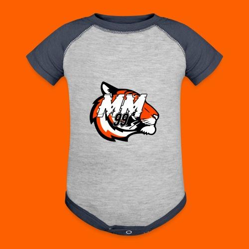 the OG MM99 Unltd - Contrast Baby Bodysuit