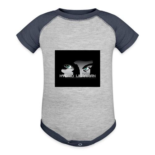no name - Baseball Baby Bodysuit