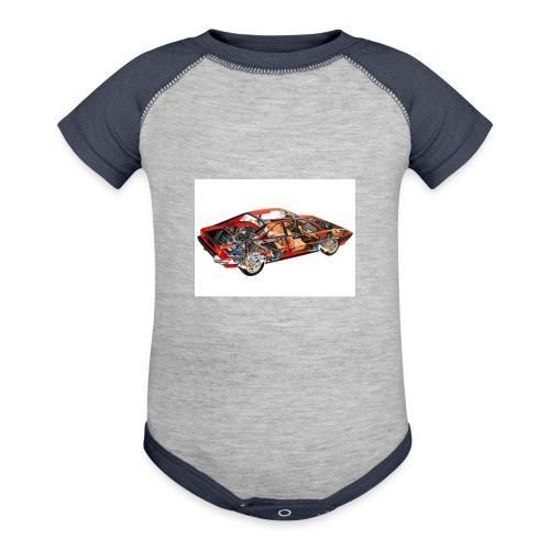 FullSizeRender mondial - Baseball Baby Bodysuit