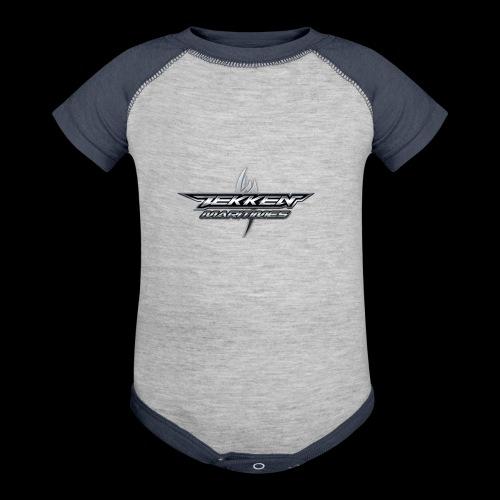Tekken Maritimes Logo transparent - Contrast Baby Bodysuit