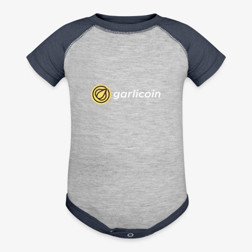 Garlicoin - Contrast Baby Bodysuit