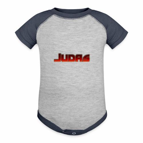 Judas - Baseball Baby Bodysuit