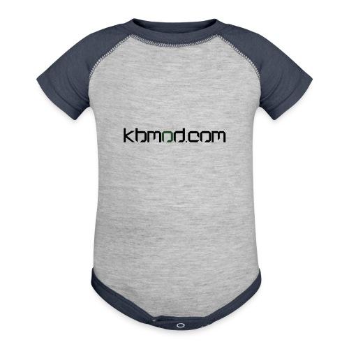 kbmoddotcom - Baseball Baby Bodysuit