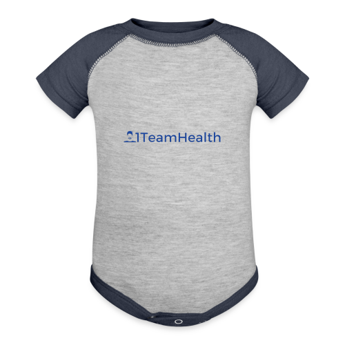 1TeamHealth Simple - Baby Contrast One Piece