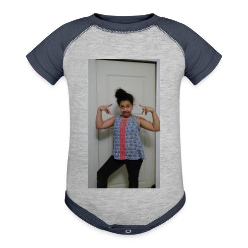 Winter merchandise - Contrast Baby Bodysuit