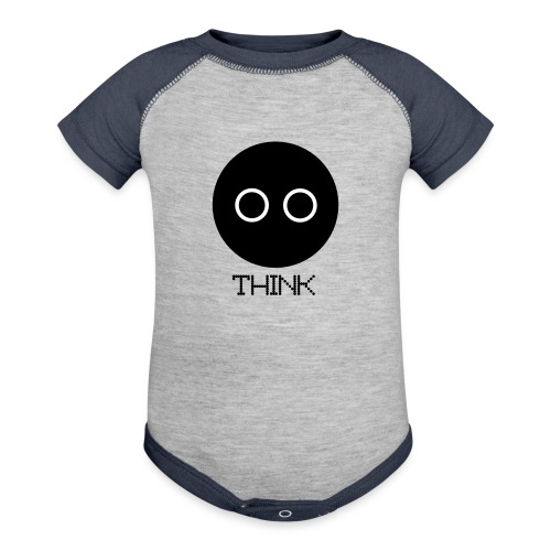 Design - Baseball Baby Bodysuit
